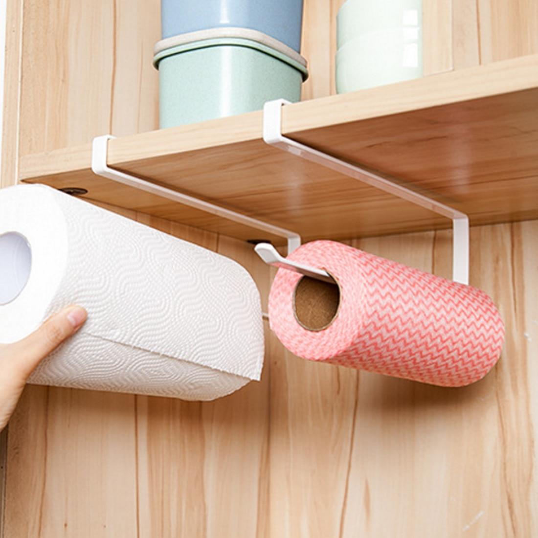 Новый Дизайн туалетной Бумага полка висит крюк двери Бумага вешалка раковина рулон Полот ...