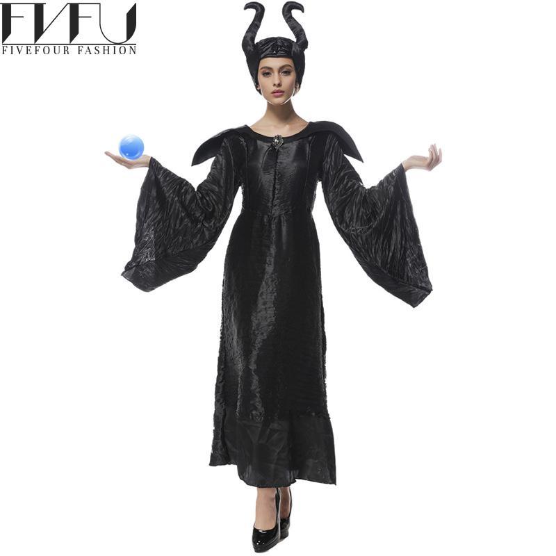 Size 0 black dress costume