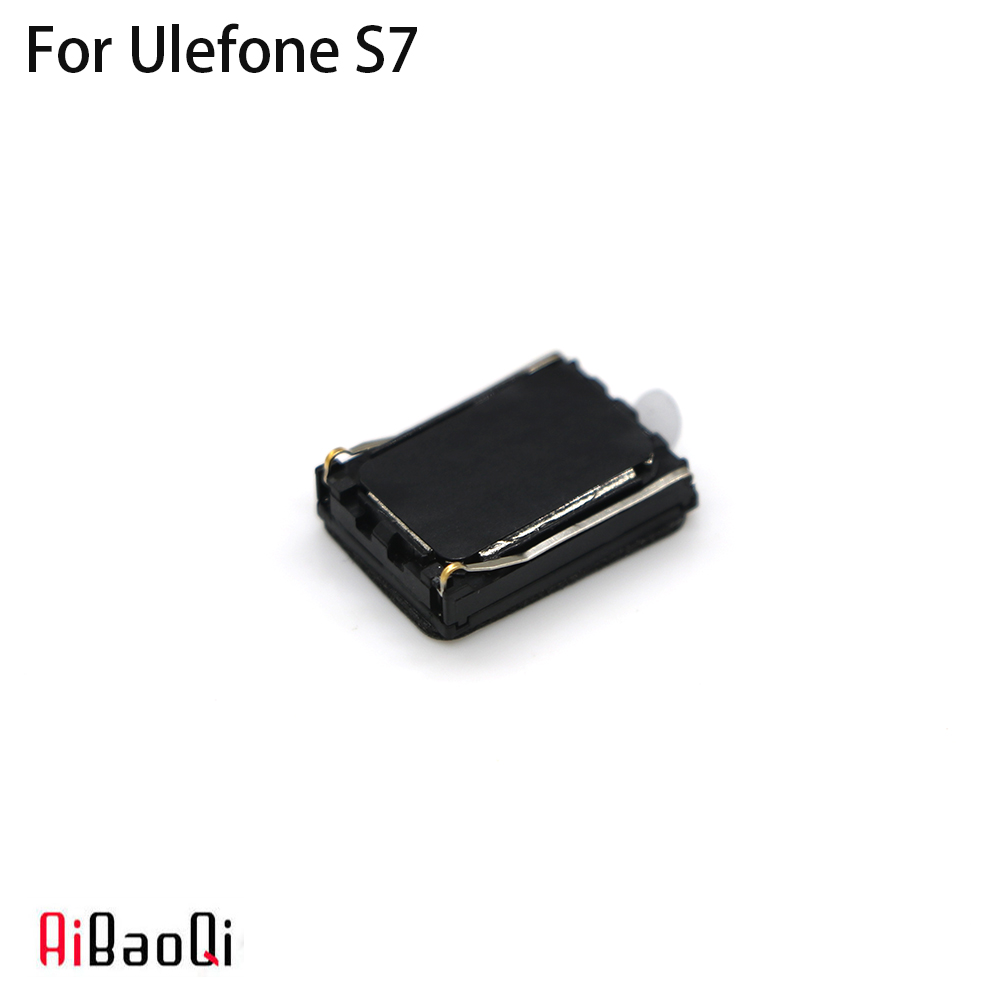 AiBaoQi For Ulefone S7 Loud Speaker LoudSpeaker Buzzer Ringer horn Ulefone S7 Pro Mobile phone Part Accessories