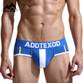 2016 Nueva Moda de Los Hombres Atractivos del Algodón de Alta Calidad Suave Algodón Transpirable Ropa Interior de Los Hombres Envío Gratis DX292