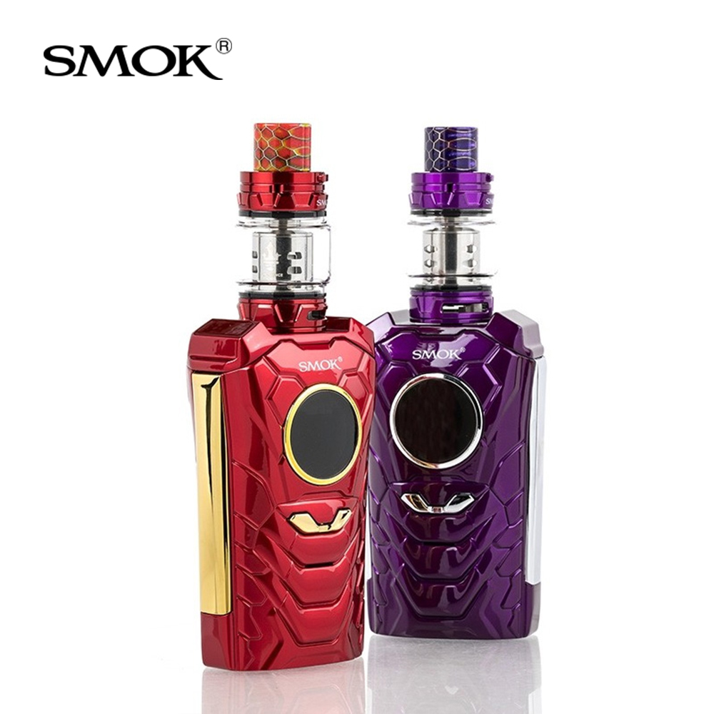 Original SMOK I-Priv Kit 230W with TFV12 Prince Tank 8ml + V12 Prince Mesh/Strip Coils Electronic cigarette smok i priv vepe kit