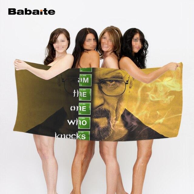 cool beach towel designs. Babaite Custom Breaking Bad Chemstry Cool Design On Bath Beach Towel Drying Washcloth Swimwear Towels Yoga Designs