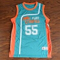 MM MASMIG Vakidis #55 Silex Tropiques de Basket-Ball Jersey Piqué Vert S M L XL XXL XXXL