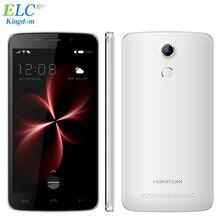 Lo nuevo Homtom MT6737 HT17 Pro Smartphone de 5.5 pulgadas Android 6.0 Quad Core 1280×720 RAM 2 GB ROM 16 GB 3000 mAh 5MP + 13MP