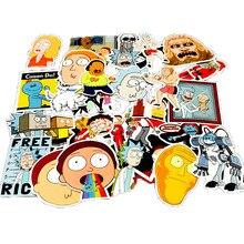 Pvc Stickers 35Pcs/bag American Drama Funny