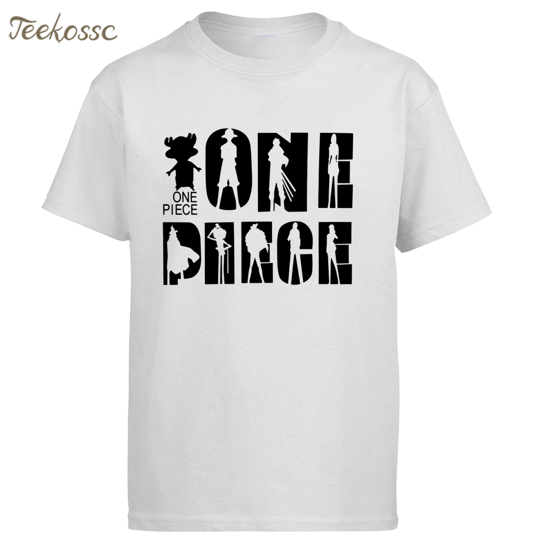 For Anime Fans Japanese One Piece   T     Shirt   Men 2018 Summer Casual Fashion   T     Shirts   100% Cotton High Quality Short Sleeve   T  -  Shirts