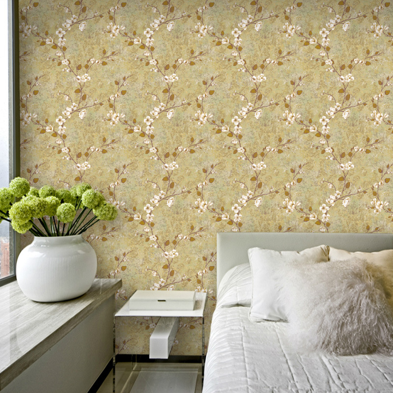 beibehang 3d three-dimensional non-woven vintage American rural pastoral wallpaper warm living room bedroom full of wall paperbeibehang 3d three-dimensional non-woven vintage American rural pastoral wallpaper warm living room bedroom full of wall paper