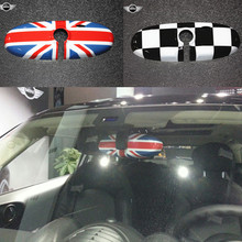 Rearview Mirror Cover Cap Shell For Mini Cooper One S Countryman R55 R56 R57 R60 R61 Union Jack accessories sticker