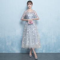 Pink Wedding Party Dress Chinese Fashion Womens Elegant Qipao Sexy Slim dresses Robe Retro Oriental Cheongsam Vestido S XXL