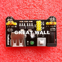 Breadboard Power Supply Module 3.3V 5V MB-102 Solderless Bread Board for arduino New dedicated power module