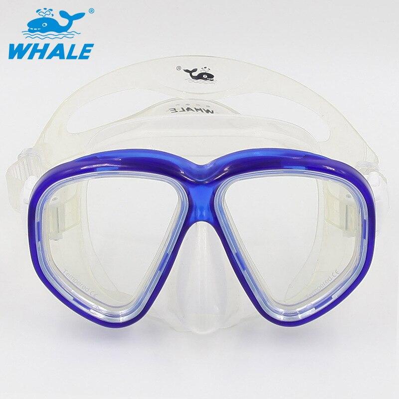 Professzionális álcázás álcázás Scuba Dive maszk Lencse - Vízi sportok - Fénykép 2