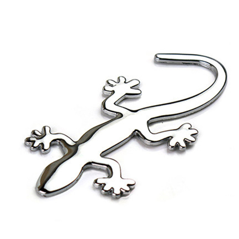 Car styling gecko badge Car sticker for Land Rover LR4 LR3