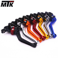 MTKRACING CNC Short Brake Clutch Levers For Honda CB599 CB600 HORNET CBR 600 F2 F3 F4