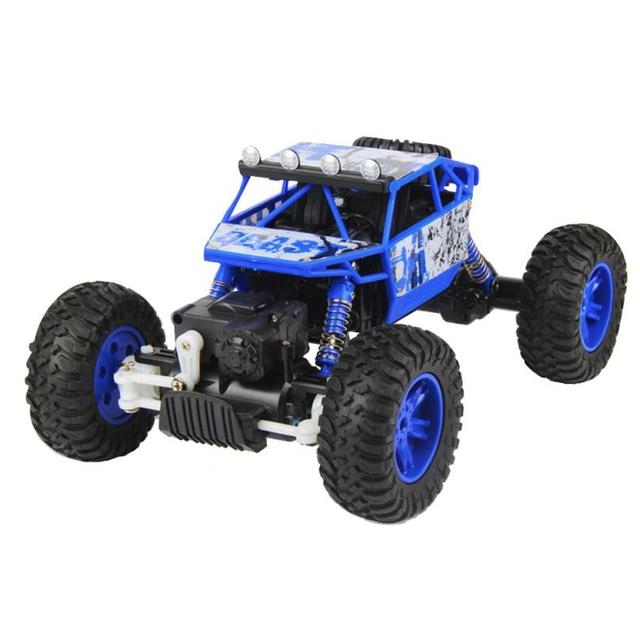 1/18 2.4 GHZ 4WD Rádio Controle Remoto RC Carro Off Road ATV Buggy Monster Truck off-road crawler