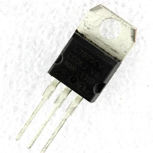 5Pcs LM7805 L7805 7805 TO-220 Voltage Regulator IC Quick ship in USA