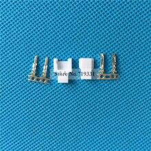 Микро JST Losi Walkera 2-контактный разъем мужской, Женский x 50 Наборы для ухода за кожей