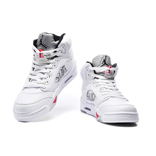"Original New Arrival Authentic Nike Air Jordan 5 Retro ""Supreme"" Mens Basketball Shoes Sport Outdoor"