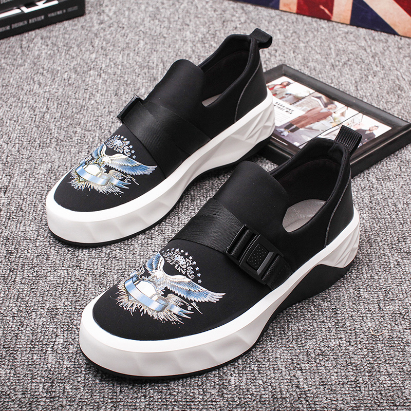 ФОТО Tidog Thick soled canvas shoes casual shoes slip on shoes