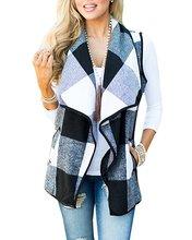 2018 Europe style womens coats striped wave cut  turn-down collar open stitch drop-shoulder sheath slim female coat