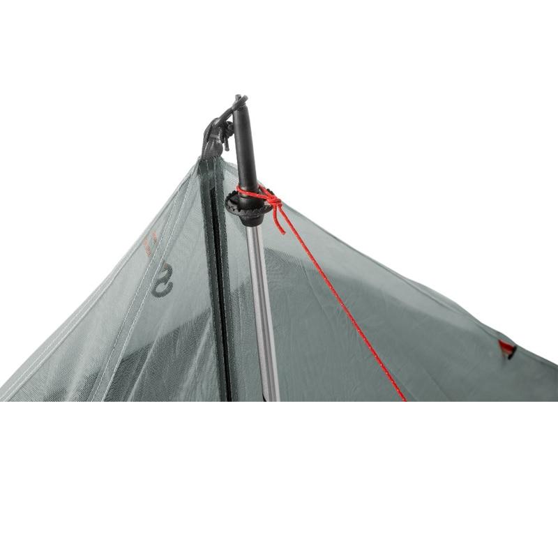 2018 LanShan 1 3F UL GEAR 1 Person Oudoor Ultralight Camping Tent 3 Season Professional 15D Silnylon Rodless Tent1