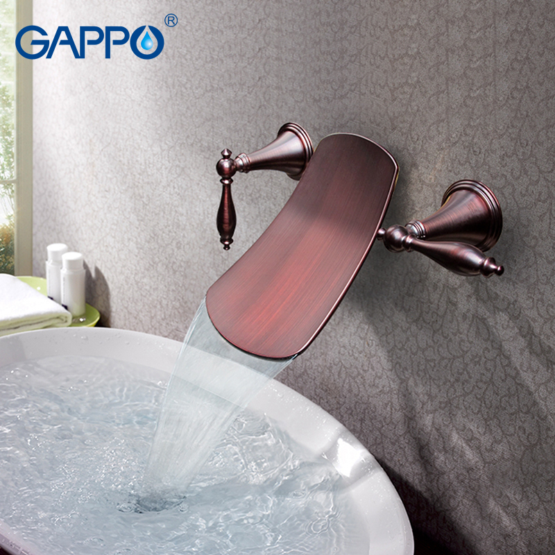 GAPPO basin faucet bathroom tap bathtub basin sink mixer bathroom faucets mixer tap waterfall faucet mixer taps spring and autumn genuine leather men s casual shoes all match cowhide breathable sneaker fashion boots men casual leisure shoes