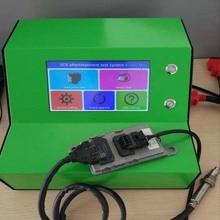 Мочевина SCR пост-обрабатывающий тестер мочевина насос азот датчик уровня/датчик температуры NOx датчик сенсорный экран Интегрированная машина
