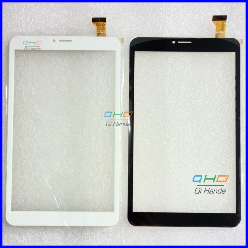 New For 8'' inch Tablet Digitizer YJ350FPC-V0 FHX Sensor Replacement Tablet Touch screen panel Free shipping new for 8 inch tablet pc digitizer touch screen panel replacement part 80701 0b5291a free shipping
