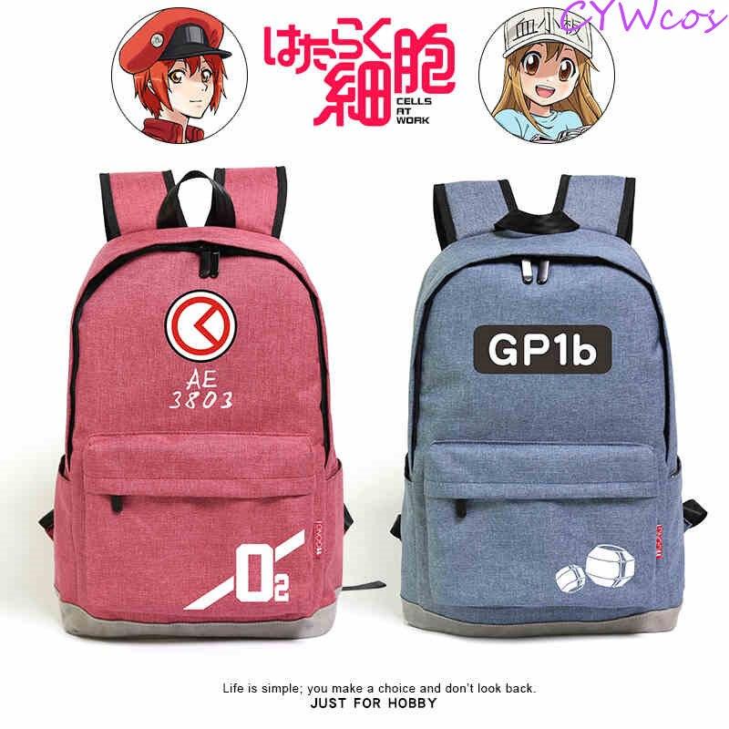 TouHou project Hakurei Reimu et cellules au travail plaquettes Anime Cosplay étudiant sacs à dos JK sac à bandoulière école loisirs sac à dos