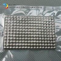 1 Set NdFeB Magnet Balls 3mm Diameter Silver Color Neodymium Sphere D3 Ball Permanent Rare Earth
