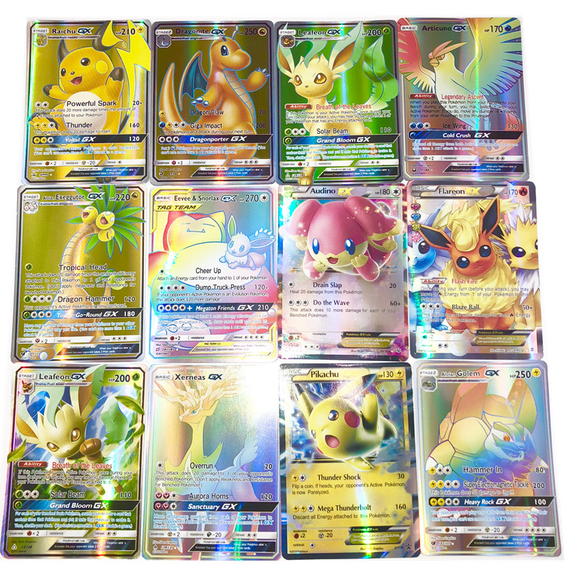 Image 5 - New arrival Best Selling  Cards Game Battle Carte 25 50 100pcs Trading  Cards Game Kids Toys-in Game Collection Cards from Toys & Hobbies