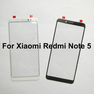 For Xiaomi Redmi Note 5 Note5 Touch Panel Screen Digitizer Glass Sensor Touchscreen Touch Panel Without Flex
