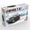 Meng Model TS-027 1/35 German Main Battle Tank Leopard 2 A7