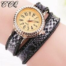 CCQ 2017 Vogue Bracelet Wristwatch Informal Ladies Gown Rhinestone Quartz Watch Relogio Feminino Reloj Mujer Clock Reward 1683