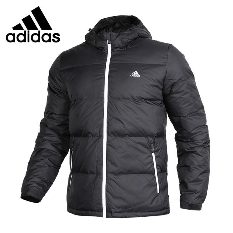 цена Original New Arrival Adidas ITAVIC LINEAR Men's Down coat Hiking Down Sportswear