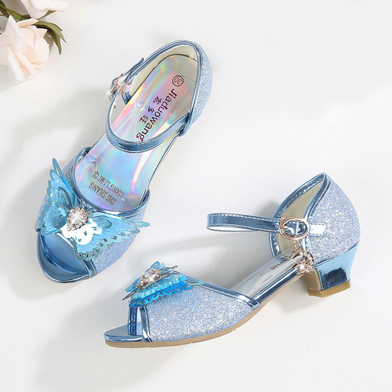 Mega Deal #3d3a Summer New Girls Sandals Children Princess