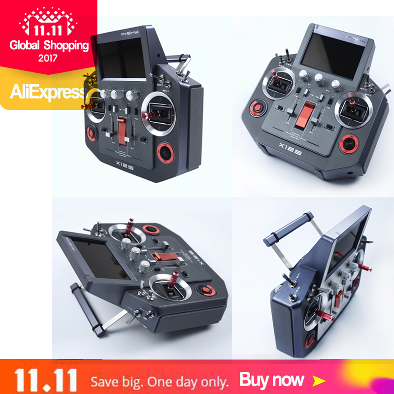 Newest  Frsky Horus X12S 16CH Remote Control with Built-in GPS / 6-axis Sensors for 16 Channels Transmitter Inbuilt GPS Module