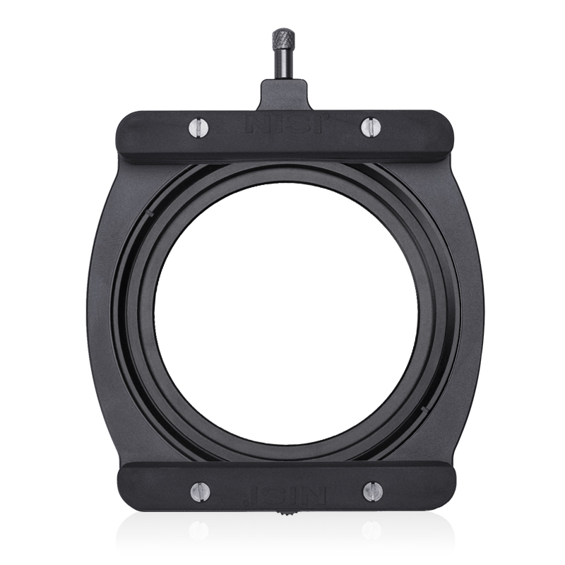 Free Shipping NiSi 70mm Filter Holder DSLR Filter Bracket Aluminum Quick Release Square Inserts Side For 43mm Aperture Range dhl free shipping nisi 70 70mm square filter soft gnd8 0 9 filters gradient gray filter optical glass double sided coating