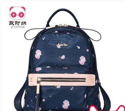 Princess sweet  lolita JUSTSTAR bag Fashion backpack leisure Korean version of soft schoolbag Travel Backpack women 171745 balado new design fashion printed mass korean version of casual hip hop style backpack schoolbag backpack bag trend