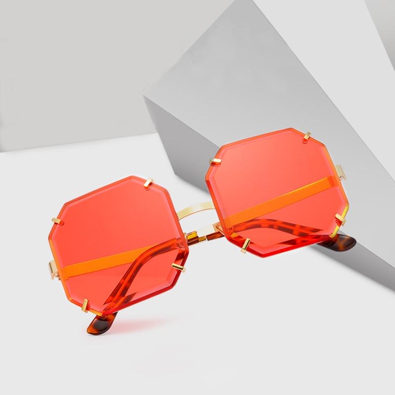 2019 Newest Square Elegant Ladies Sunglasses Women Luxury Brand UV protection men 39 s sun glasses For Female women 39 s sunglasses in Women 39 s Sunglasses from Apparel Accessories