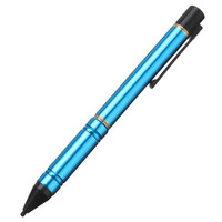 Excellent Quality Universal Aluminum Alloy 2 3mm Active Capacitance Stylus Pen Drawing Pencil For Ipad Android