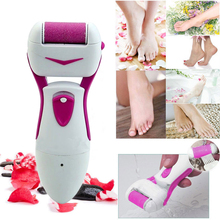 Foot Care Tool Pedicure Machine Skin Care Feet Dead Skin Removal Foot Exfoliator Heel Cuticles Remover + 1 Replacement Head