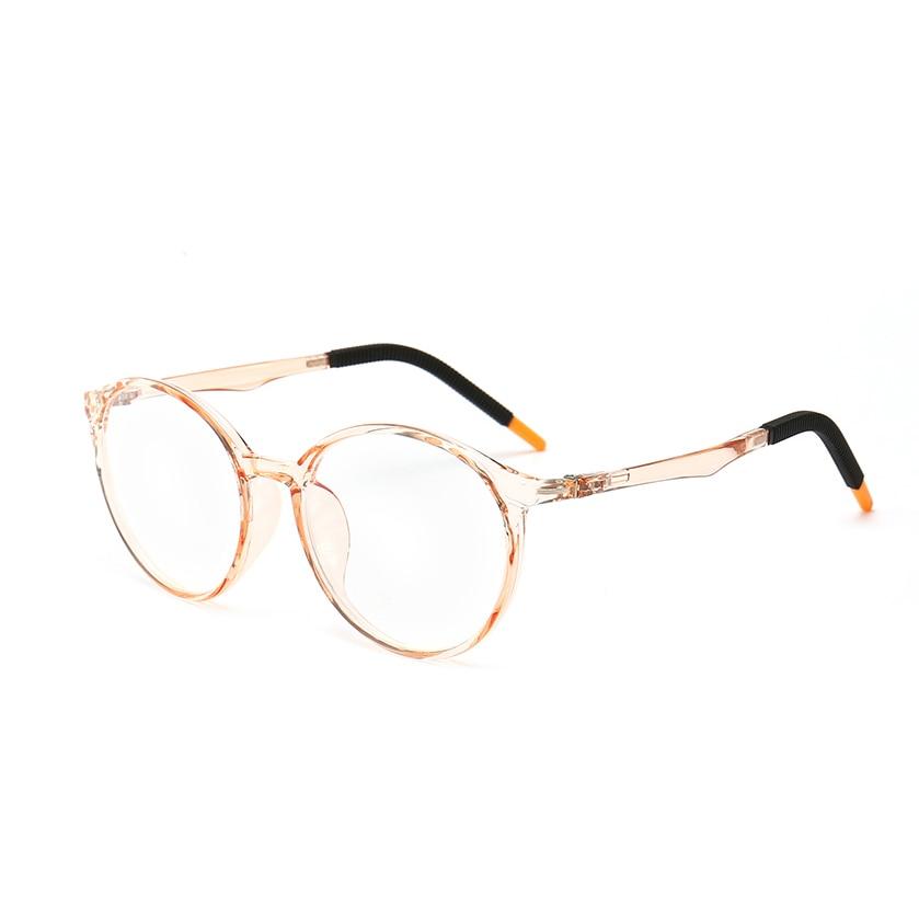 Children TR90 Glasses Frame Ultralight Eyeglass Kids Anti-blue Light Boy Girl Computer Game Protective Goggle No Degree Eyewear