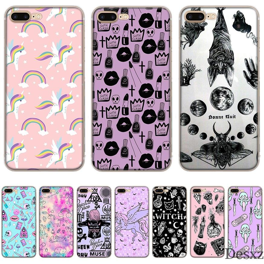 Four Skulls in Pastel Pink iPhone 11 case