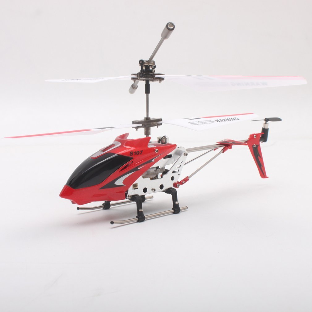 Original Syma S107G Gyro Metal Infrared Radio 3CH Mini Helicopter RC Remote Control Flying Drone for Toys Gift Present RTF цена 2017