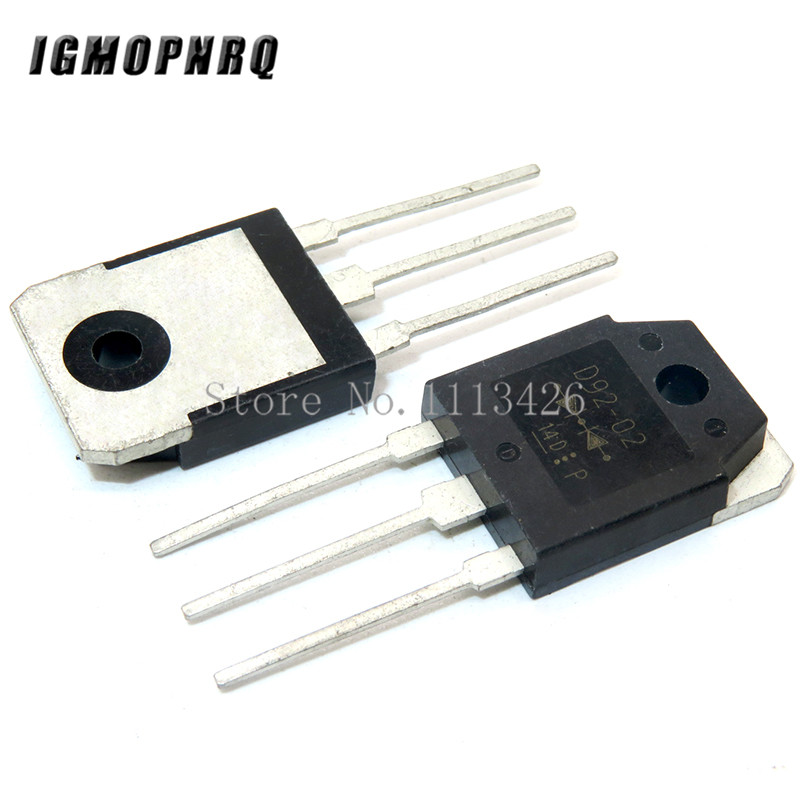 20PCS//LOT New D92-02 TO-3P Transistor 20A200W Fast Recovery Rectifier