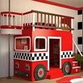 Высокое качество Заказная красивая детская кровать  американская кровать  противопожарная кровать из Китая