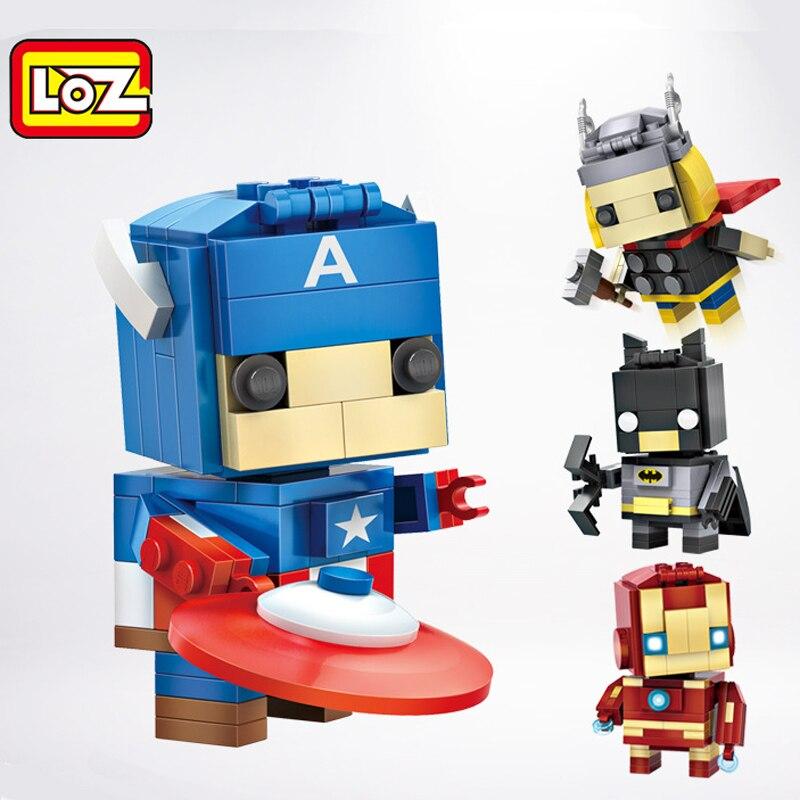 dječje igračke željezo čovjek blok anime spiderman akcijska - Izgradnja igračke - Foto 2