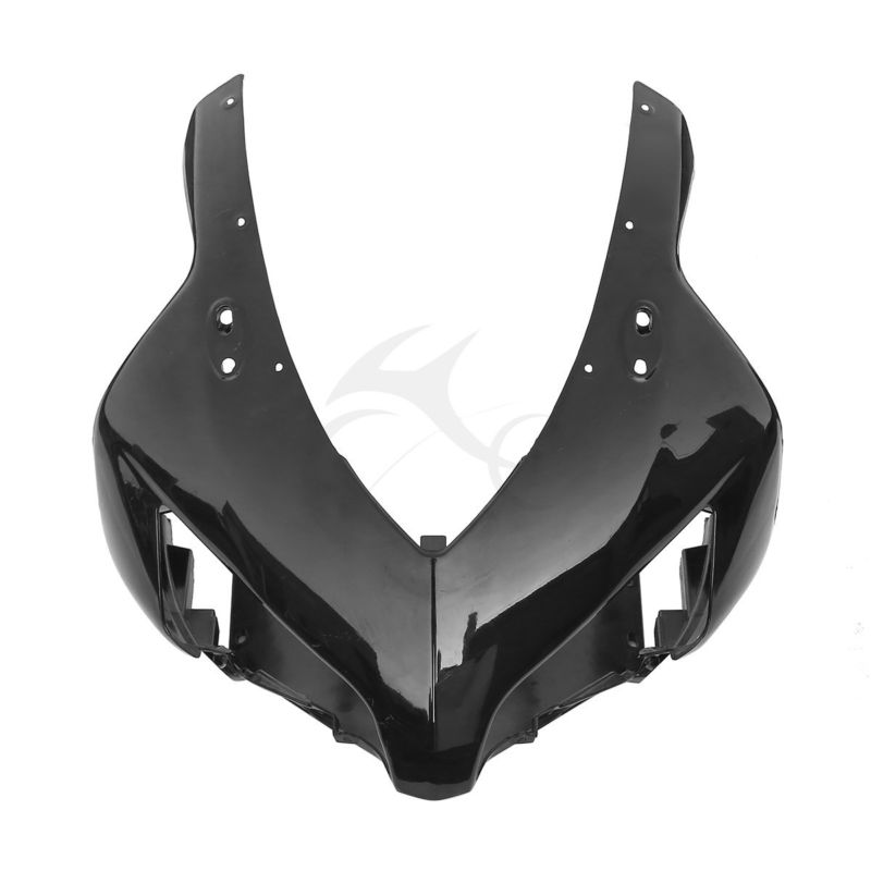 Unpainted ABS Upper Nose Fairing Front Cowl For Honda CBR1000RR CBR 1000 RR 2004 2005 04 05 abs injection front upper fairing front cowl nose for honda cbr 600 rr 600rr 2007 2008 unpainted