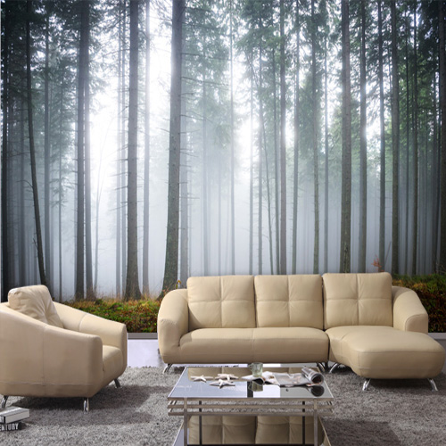 3d Abstract Tree Wallpaper Mural for Bedroom Home Wall Decor