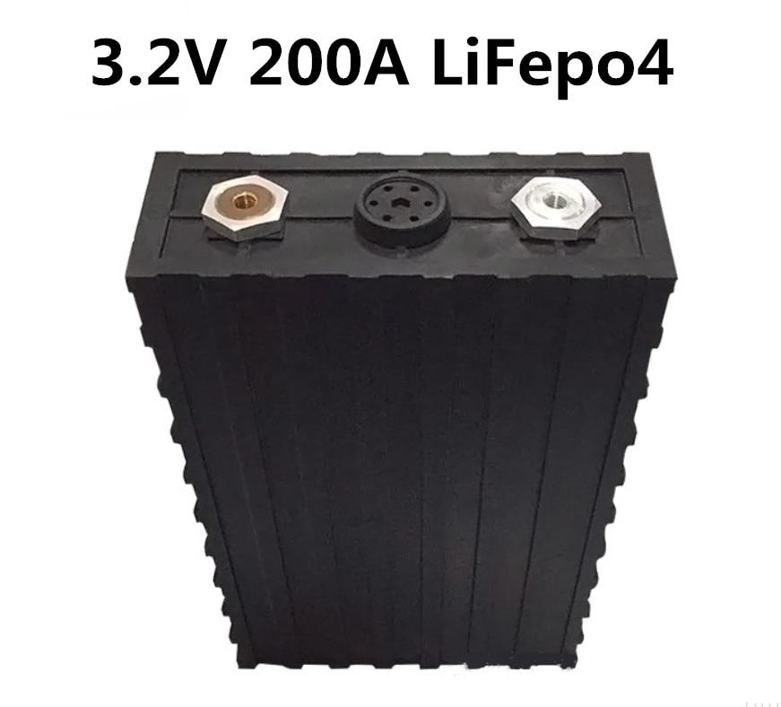 Aliexpress Com   Buy 16pcs 3 2v 200ah Lifepo4 Lithium Battery For 12v 24v 36v 48v Battery Pack